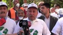 Belediye Başkanı Çöp Topladı, Temizlik Yaptı