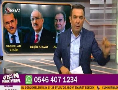 BEYAZ TV sunucusundan Hüseyin Çelik bombası