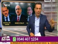 TAHİR SARIKAYA - BEYAZ TV sunucusundan Hüseyin Çelik bombası