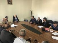 HASAN YAMAN - Bozüyük'te İlçe Spor Güvenlik Kurulu Toplantısı