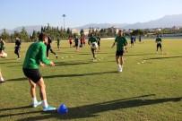 HALUK ULUSOY - Denizlispor Türkiye Kupası Maçı Hazırlıklarını Sürdürüyor