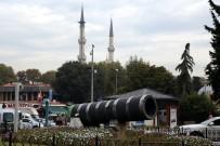 TOPKAPı - Eyüpsultan Meydanı'nda Bulunan 'Şahi' Topuna Büyük İlgi