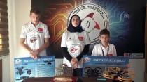 MOBİL UYGULAMA - 'Havali Bilyali' İle TEKNOFEST İstanbul'dan Birincilikle Döndüler