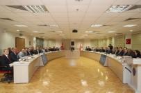 BEKİR ŞAHİN TÜTÜNCÜ - İl Güvenlik Ve Asayiş Koordinasyon Toplantısı Yapıldı