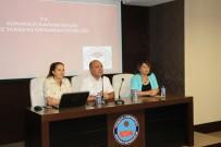 ENGELLİ ÇOCUK - Konyaaltında Kadın Kooperatifleri Geliştiriliyor