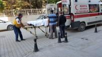 Kulu'da Motosiklet Kazası Açıklaması 1 Yaralı