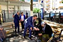 KALENDER - Malatya Valisi Aydın Baruş, Muhtarları Ziyaret Etti