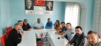 GEZİ OLAYLARI - Milli Beka Hareketinden 55 Kişi AK Parti'ye Üye Oldu