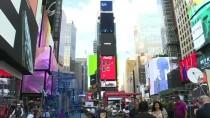 WALL STREET - New York Times Meydanı'nda Aşure İkramı