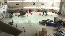DİKEY GEÇİŞ SINAVI - Polis Memurunun Uçak Mühendisliği Hayali Gerçek Oldu