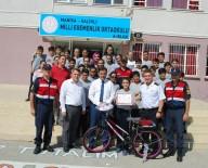 Salihlili Öğrenci Not Verdi, Bisikleti Kazandı