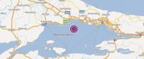MARMARA EREĞLISI - Valilik Açıkladı Açıklaması 'İstanbul'daki Deprem Tekirdağ'da Da Hissedildi'