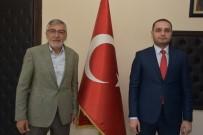Aksoy'dan Başkan Bozkurt'a Ziyaret