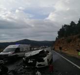 Antalya'da Katliam Gibi Kaza Açıklaması 4 Ölü, 2 Yaralı