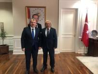 FAHRETTİN POYRAZ - Başkan Şahin'in Ankara Temasları