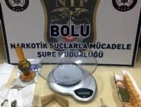 SAVCILIK SORGUSU - Bolu'da uyuşturucu operasyonu