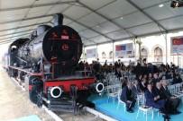 Halkalı-Kapıkule Demiryolu Hattı Çerkezköy-Kapıkule Kesimi İnşası Temel Atma Töreni Yapıldı