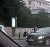 İstanbul'da Silahlı Dehşet Kamerada