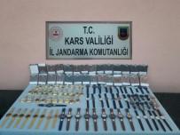 KOL SAATI - Kağızman'da Kaçak Kol Saatleri Ele Geçirildi