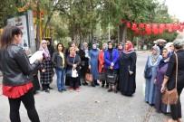 Kırıkkaleli Kadınlardan 'Evlat' Nöbeti Tutan Annelere Destek