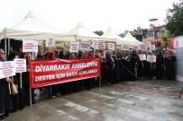 Konya'dan Diyarbakır Annelerine Destek