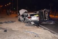 Malatya'da Feci Kaza Açıklaması 2 Ölü, 16 Yaralı