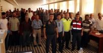 Midyat'ta Servis Şoförlerine Yönelik Eğitim Semineri