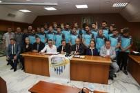 Odunpazarıspor Kulübünde İmzalar Atıldı