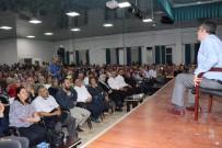 HICRET - Simav'da 'Aile İçi İletişim' Konulu Konferans