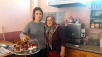 Üniversite Mezunu Ve KPSS 84.'Sü Genç Kız, Babasının Çay Ocağında Çaycılık Yapıyor