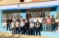 PERSONEL SAYISI - VEDAŞ, Sınırın Sıfır Noktasında Hizmet Binası Açtı