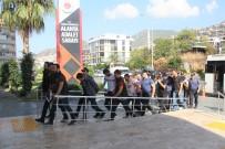 Alanya Merkezli Uyuşturucu Operasyonda Gözaltına Alınan 16 Şüpheli Adliyede