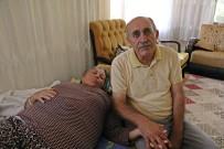 Araçlarıyla 150 Metrelik Uçurumdan Yuvarlanan Yaşlı Çift O Anları Anlattı
