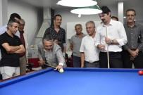 SEÇMELİ DERS - ASSİM'de Bilardo Spor Merkezi Açıldı