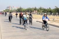 Bandırma'da 'Haydi Çocuklar Bisikletle Okula' Projesi