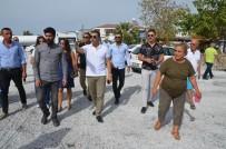SOĞUCAK - Başkan Günel, Mobil Ofis İle Vatandaşın Ayağına Gidiyor