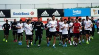 NEVZAT DEMİR - Beşiktaş'ta Trabzonspor Maçı Hazırlıkları Sürüyor