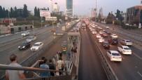 Depremin Ardından İstanbul Trafiğinde Son Durum