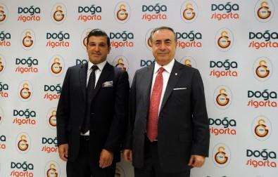 Galatasaray Doğa Sigorta Bir Yıl Daha Parkelerde