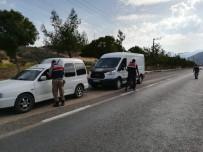 Gaziantep'te 'Dumansız Araç Uygulaması' Başladı