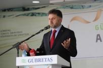 FAHRETTİN POYRAZ - Gübretaş'ın Yeni Tesisleri Açıldı