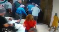 Hastane Asansöründe Yankesicilik
