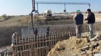 Kulu'da Sanayi Kavşağı Alt Geçidinde Sona Yaklaşıldı