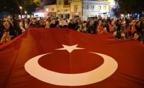 YUNANLıLAR - Lapseki'de 'Fener Alayı' Yürüyüşü Yapıldı
