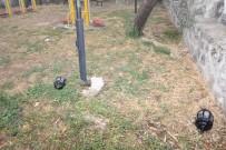 Magandalar Parkı Yedinci Kez Tahrip Etti