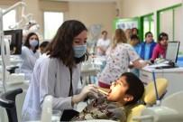 Tepebaşı'nın Çocukları Geleceğe Sağlıkla Gülümsüyor