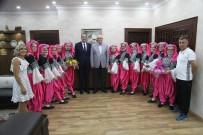Ahmetbey Belediye Başkanı Mustafa Altıntaş'tan Kazım Kurt'a Ziyaret