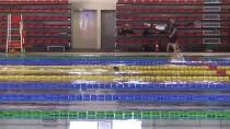 YAZ OLİMPİYATLARI - Alman Yüzücüler Olimpiyat İçin Erzurum'da Kulaç Atıyor