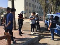 Antalya'da Emniyet Kemeri Takmayan Okul Servislerine Ceza