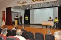 Arguvan'da Okul Servis Sürücülerine Eğitim